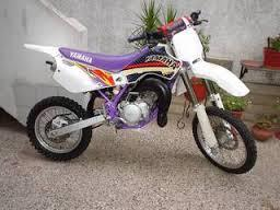 1995 YAMAHA YZ80 2-STROKE MOTORCYCLE REPAIR MANUAL