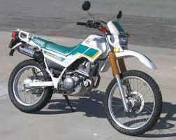 1995 Yamaha XT225 / SEROW Service Repair Maintenance Manual