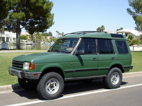 1995 - 2003 LAND ROVER DISCOVERY SERVICE MANUAL