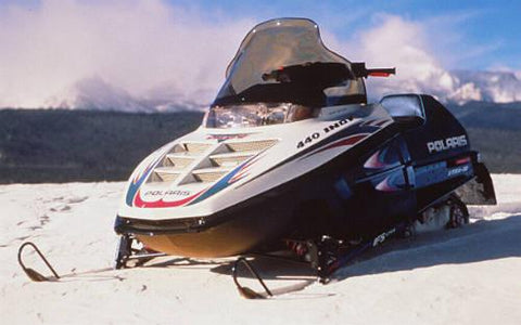 1996-1998 POLARIS SNOWMOBILE REPAIR MANUAL