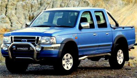 1996-2005 Ford Ranger Mazda Drifter Pickup Service Repair Manual