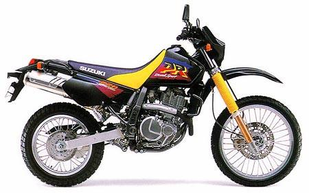 1996-2009 Suzuki DR650SE 4-Stroke Motorcycle Repair Manual