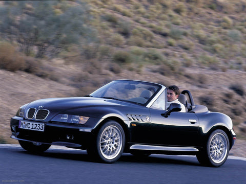 1996 BMW Z3 Electrical Troubleshooting Manual ETM