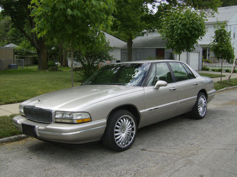 1996 BUICK PARK AVENUE REPAIR MANUAL