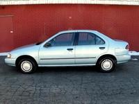 1996 NISSAN SENTRA REPAIR MANUAL