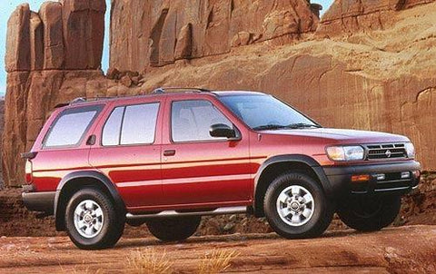 1996 Nissan Pathfinder Service Repair Workshop Manual INSTANT DOWNLOAD
