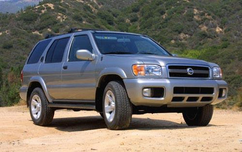 1996 Nissan Pathfinder R50 Series Factory Service Repair Manual INSTANT DOWNLOAD