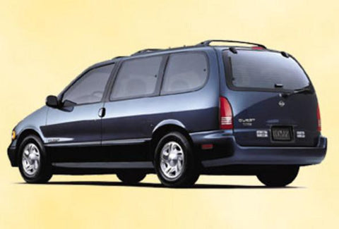 1996 Nissan Quest V40 Series Factory Service Repair Manual INSTANT DOWNLOAD