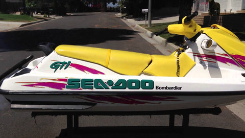 1996 SeaDoo Sea-Doo Personal Watercraft Service Repair Workshop Manual DOWNLOAD