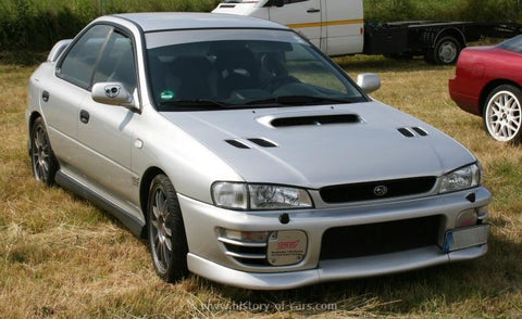 Complete 1996 Subaru Impreza, Impreza WRX Workshop Repair Service  Manual  BEST DOWNLOAD