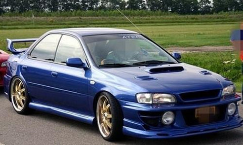 1997-1998 Subaru Impreza Service Repair Factory Manual INSTANT Download