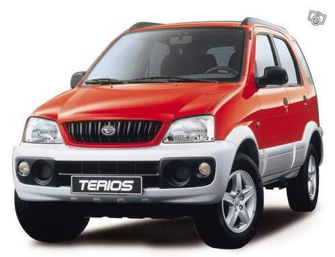 1997-1999 Daihatsu Terios J100 Service Repair Workshop Manual DOWNLOAD