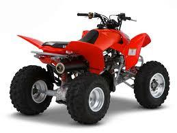 1997-2001 HONDA TRX250 FOURTRAX RECON ATV REPAIR MANUAL
