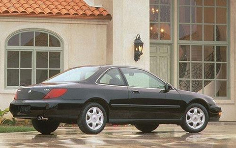 1997 Acura Cl Workshop Service & Repair Manual