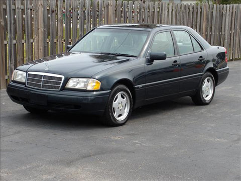 1997 MERCEDES BENZ C280 REPAIR MANUAL