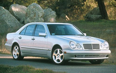 1997 MERCEDES BENZ E320 REPAIR MANUAL