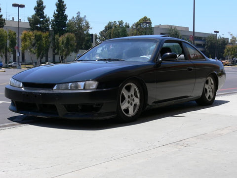 1997 Nissan 240SX (S14 Series) Workshop Repair Service Manual