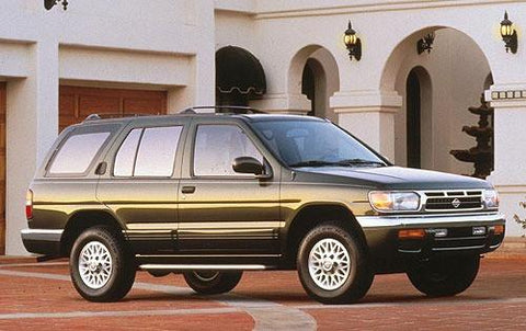 1997 Nissan Pathfinder Service Repair Workshop Manual INSTANT DOWNLOAD