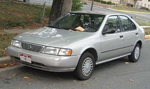 1997 Nissan Sentra / 200SX Factory Service Repair Manual INSTANT DOWNLOAD