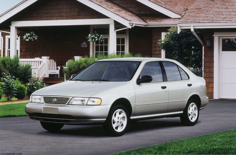 1997 Nissan Sentra Service Repair Workshop Manual DOWNLOAD