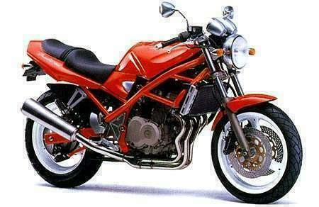 1997 SUZUKI GSF400VV MOTORCYCLE SERVICE REPAIR MANUAL DOWNLOAD!!!