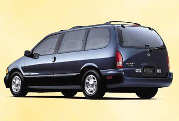 1997 nissan quest Service Repair Workshop Manual DOWNLOAD