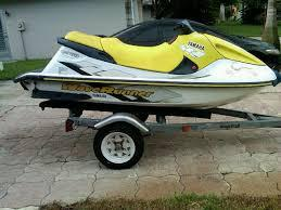 1998-2000 YAMAHA WAVERUNNER GP800 PERSONAL WATERCRAFT