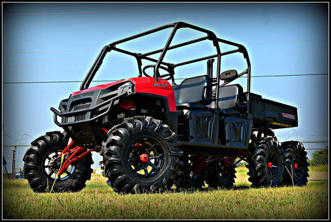 1998-2001 POLARIS RANGER UTV REPAIR MANUAL