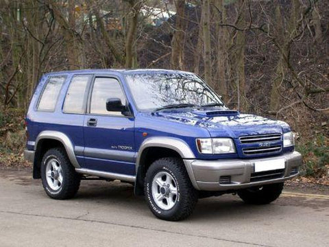 1998-2002 Isuzu Trooper Service Repair Manual INSTANT DOWNLOAD (1998 1999 2000 2001 2002)