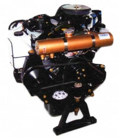 1998-2006 MERCURY MERCRUISER 3.0L 181 CID GM MARINE ENGINES