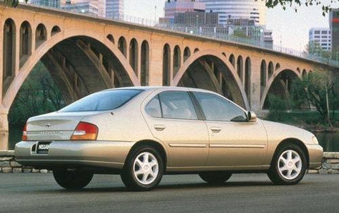 1998 Nissan Altima Service Repair Workshop Manual INSTANT DOWNLOAD