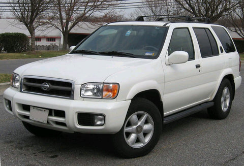 1998 Nissan Pathfinder Service Repair Manual instant DOWNLOAD
