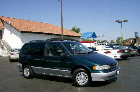 1998 Nissan Quest Service Repair Manual Instant DOWNLOAD
