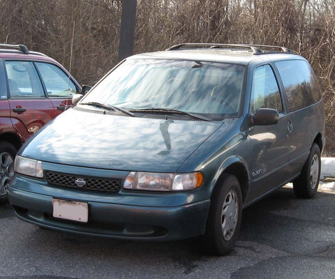 1998 Nissan Quest V40 Series Factory Service Repair Manual INSTANT DOWNLOAD