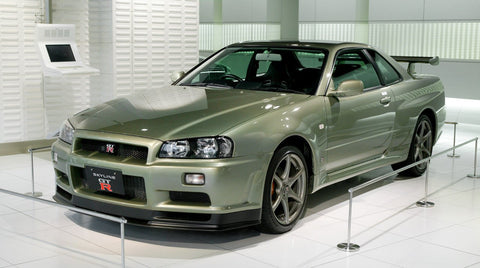 1998 Nissan R34 Skyline Service Repair Workshop Manual DOWNLOAD
