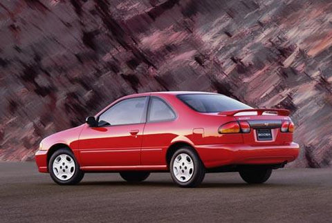 1998 Nissan Sentra / 200sx Model B14 Series GA Engine Service Repair Manual Download