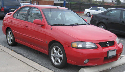 1998 Nissan Sentra SR Service Repair Workshop Manual DOWNLOAD