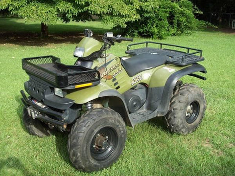 1998 POLARIS SPORTSMAN 500 PARTS CATALOG