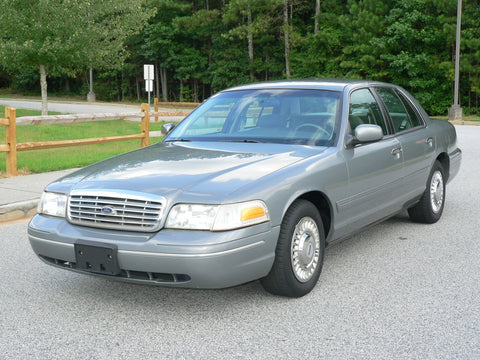 1999 FORD CROWN VICTORIA Owner Manual