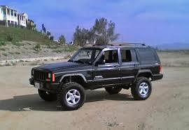 1999 Jeep Cherokee Service Repair Workshop Manual Download