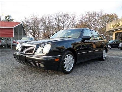 1999 MERCEDES BENZ E320 REPAIR MANUAL