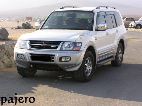 1999 MITSUBISHI PAJERO SERVICE REPAIR MANUAL
