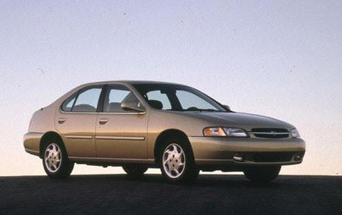 1999 Nissan Altima Service Repair Workshop Manual INSTANT DOWNLOAD