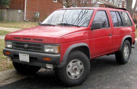 1999 Nissan Frontier KA Service Repair Workshop Manual DOWNLOAD
