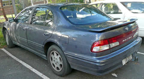 1999 Nissan Maxima A32 Series Factory Service Repair Manual INSTANT DOWNLOAD