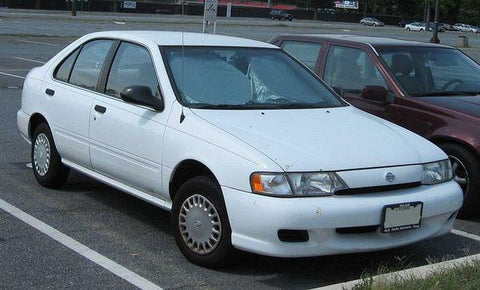 1999 Nissan Sentra GA Service Repair Workshop Manual INSTANT DOWNLOAD