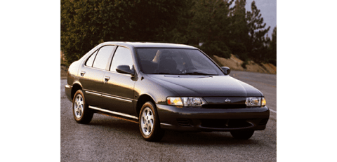 1999 Nissan Sentra Ga Service Repair Workshop Manual DOWNLOAD