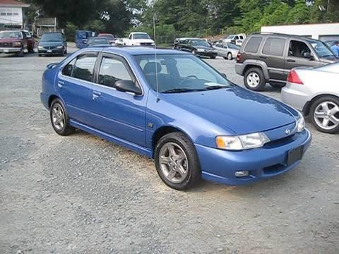 1999 Nissan Sentra SR Service Repair Workshop Manual INSTANT DOWNLOAD