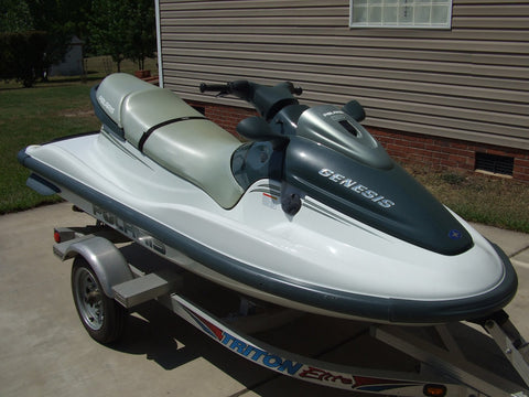 1999 POLARIS GENESIS GENESIS FICHT X-45 PERSONAL WATERCRAFT