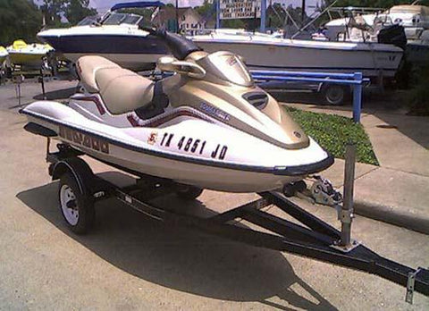 1999 SeaDoo Sea-Doo Personal Watercraft Service Repair Workshop Manual Instant DOWNLOAD
